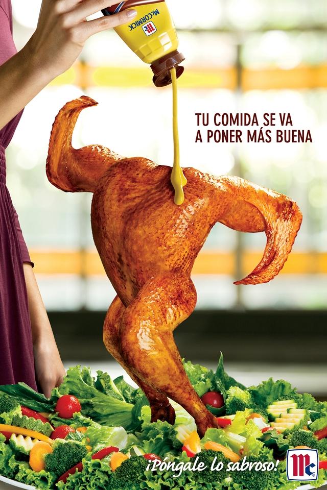 McCormick  sauce poulet