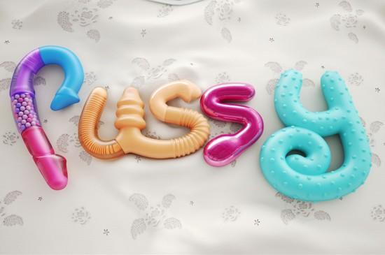 typographiques en 3D