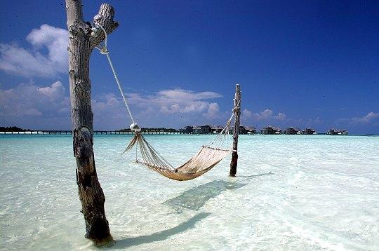 les Maldives paradis vacance ile