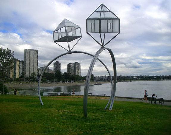 Wedding Rings, Vancouver, Canada