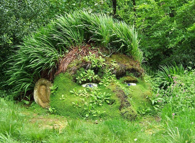 Jardins perdus