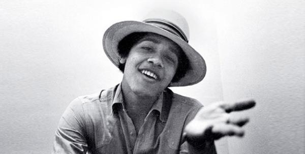Barack Obama étudiant