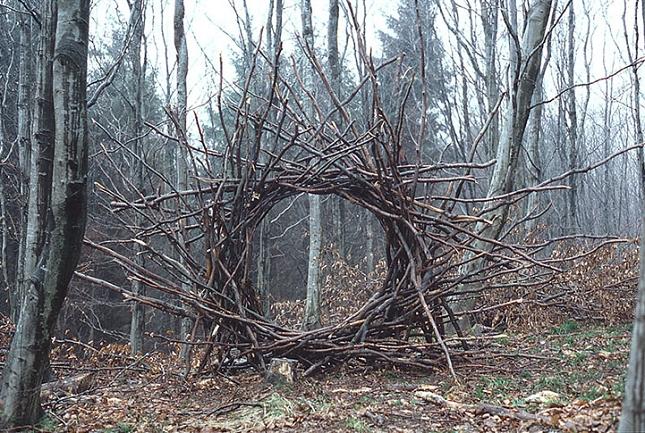 Land-art-nature-