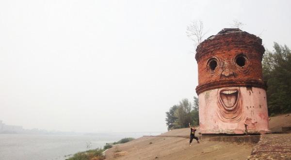 street Art Russe