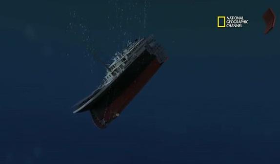 naufrage du Titanic