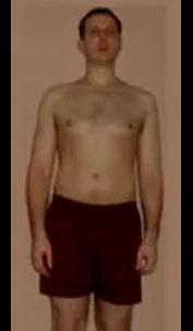Un an de musculation