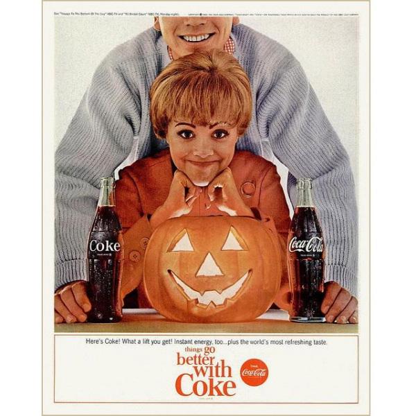 PUB COCA COLA VINTAGE 8 Sélection de publicités Coca Cola vintages