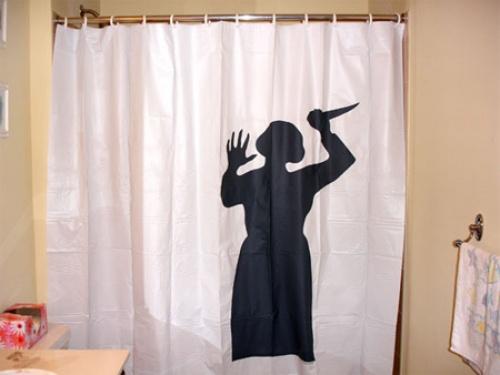 Des rideaux de douche originaux - Rideaux de douche originaux ...