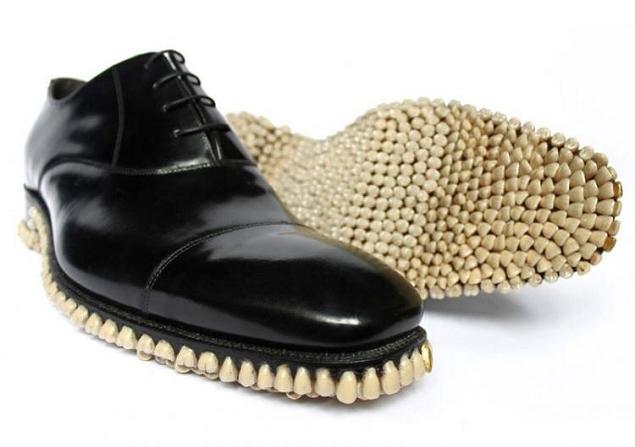 Chaussures, prothésistes,dentaires,fausses,dents
