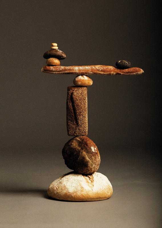 pain équilibré