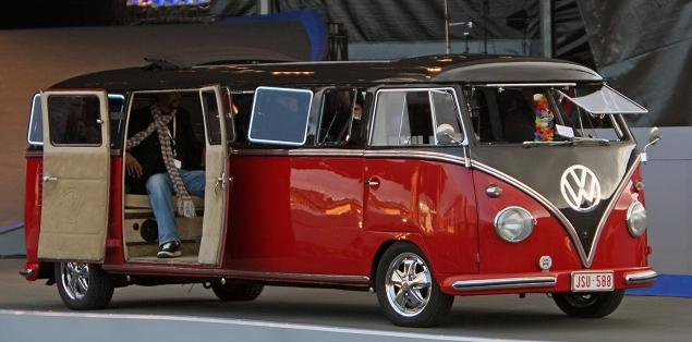 volkswagen combi limousine. Black Bedroom Furniture Sets. Home Design Ideas