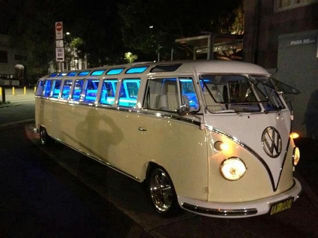 Volkswagen Combi Limousine