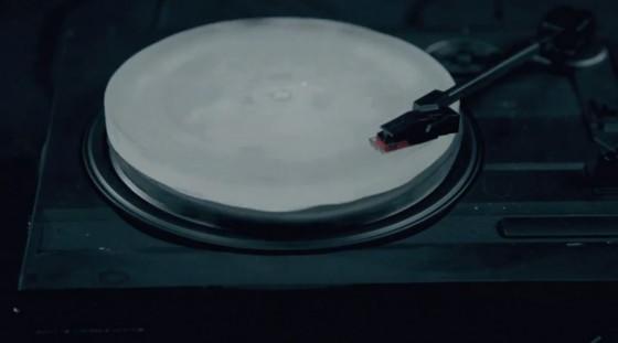 disque en glace
