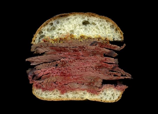 sandwich au beuf