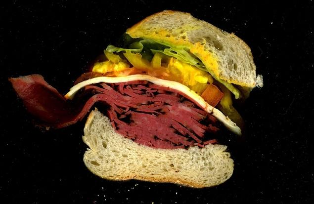 sandwich paris ibakery hero