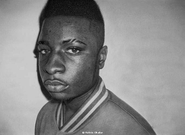 dessins-hyperrealistes-Kelvin-Okafor-crayon-13