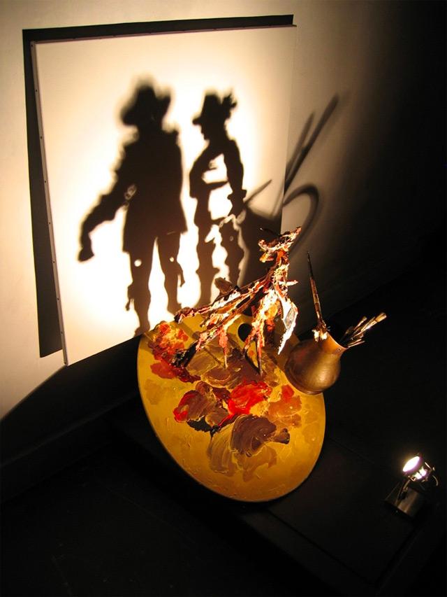 Les ombres chinoises de Diet Wiegman