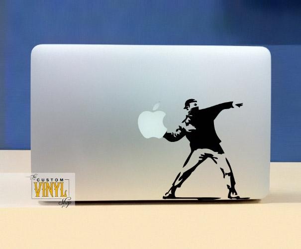 Des Stickers pour votre MacBook