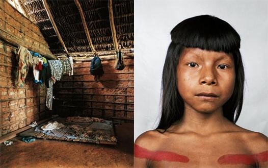 ahkohxet8ansamazoniabrezil Chambres d'enfants à travers le monde