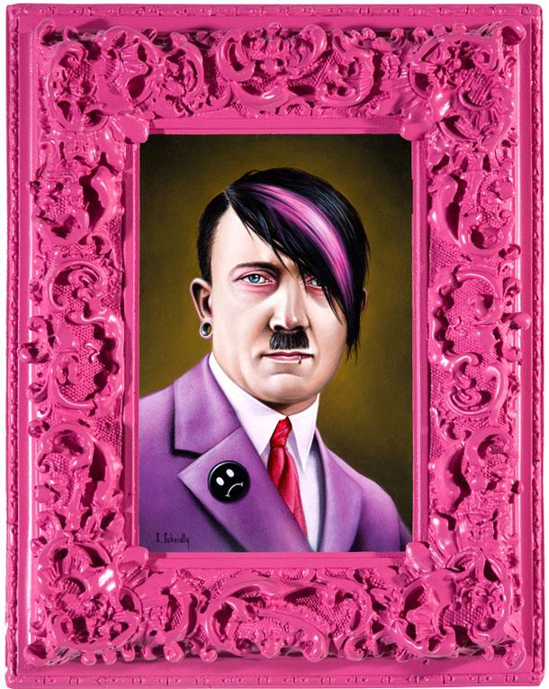 Les icônes gays de Scott Scheidly