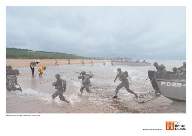 invasion de la Normandie en 1944