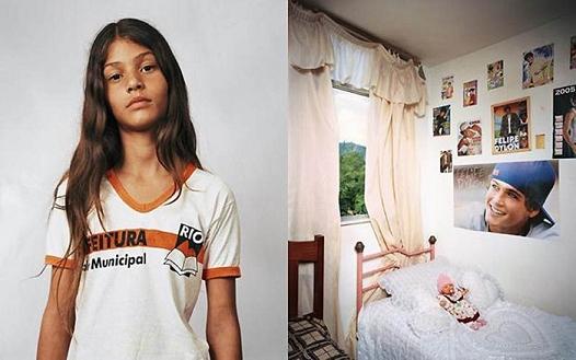 thais11ansriodejaneirobrazil Chambres d'enfants à travers le monde