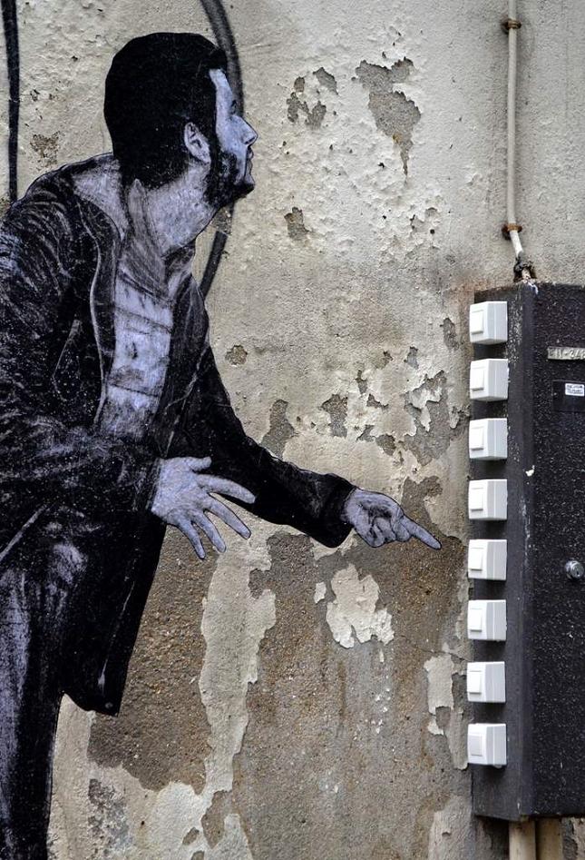 Artiste parisien 5 street art dans les rues de paris charles leval
