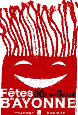 affiche-des-fetes-de-Bayonne-en-2008