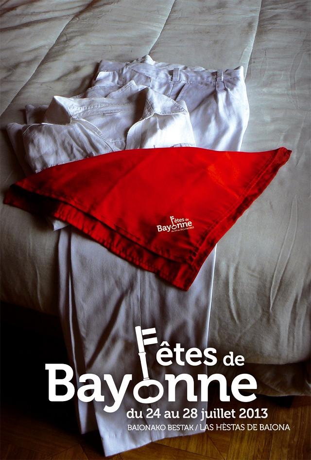 affiche-des-fetes-de-Bayonne-en-2013