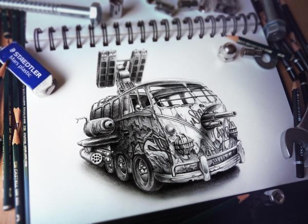 illustrations-Pez-Sketchbook-travail-graphique-1