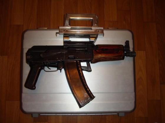 Mallette de transport pour AK-74
