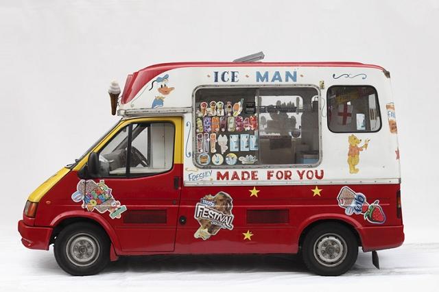 Ice Cream Trucks - Luke Stephenson