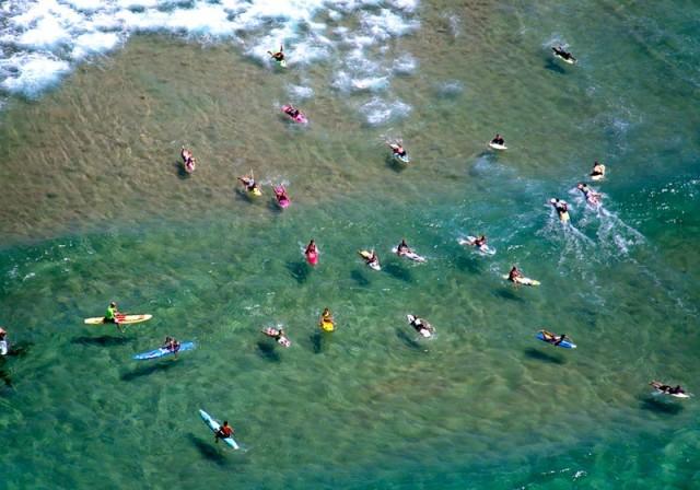 Maroubra Bay Sydney Australie
