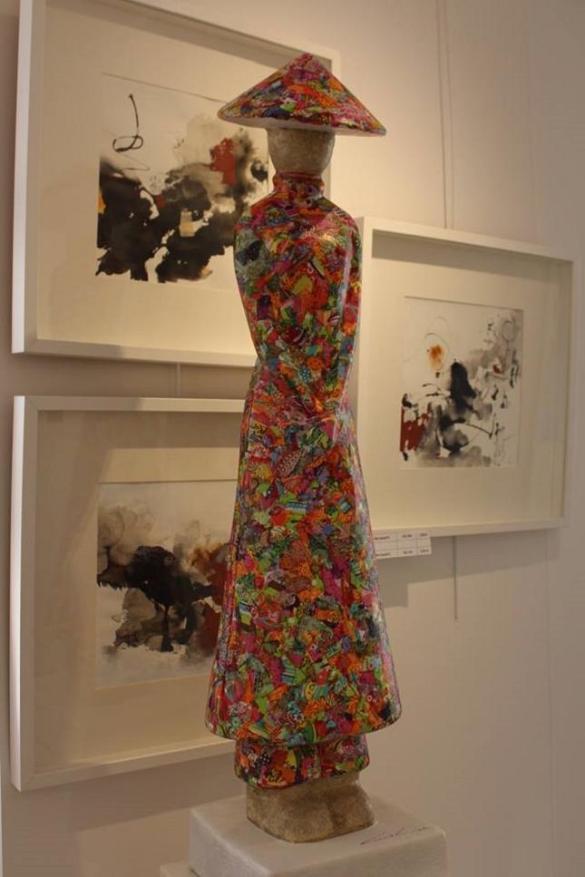 Valerie BOS-creation-artiste-
