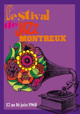 affiche-festival-jazz-montreux-1968