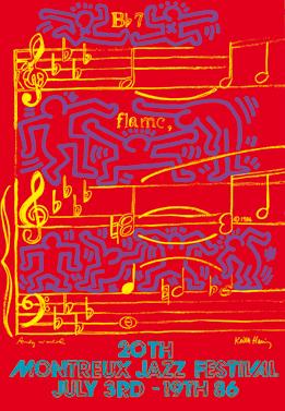 affiche-festival-jazz-montreux-1986