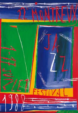 affiche-festival-jazz-montreux-1988