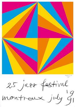 affiche-festival-jazz-montreux-1991
