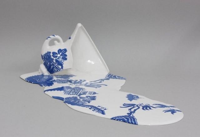 De la porcelaine liquide - Vaisselle de porcelaine ...