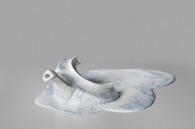 De La Porcelaine Liquide