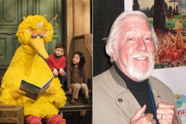 Big BirdCaroll Spinney, Sesame Street