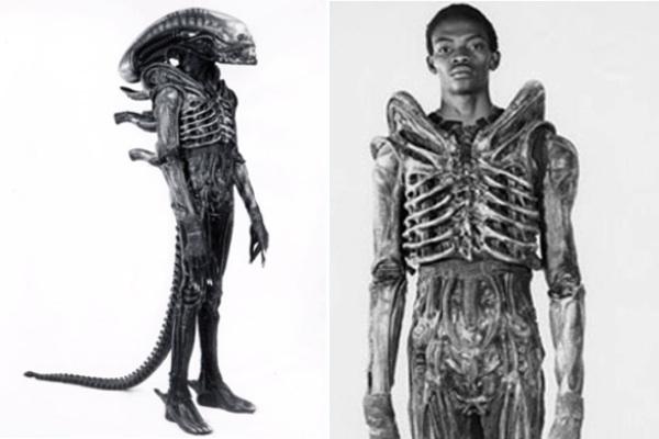 Bolaji Badejo, dans Alien le huitième passager (1979)