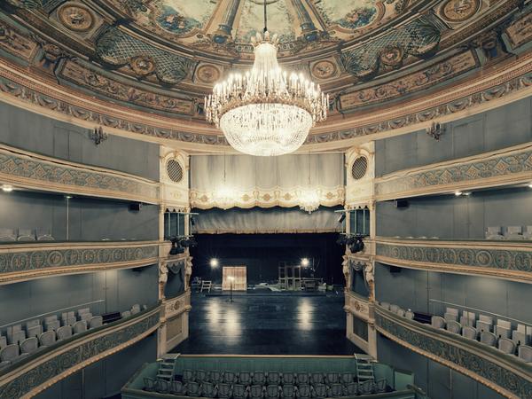 Théâtre Montansier I