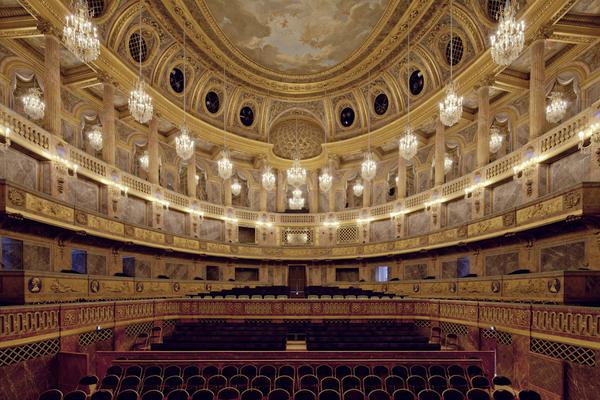 Théâtre musical - Opéra de Versailles I