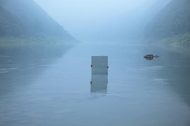 Des miroirs dans le paysage for Miroir dans l art