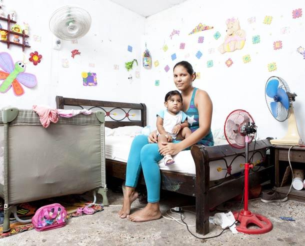Andrea, 21 ans – Cartagena Colombie