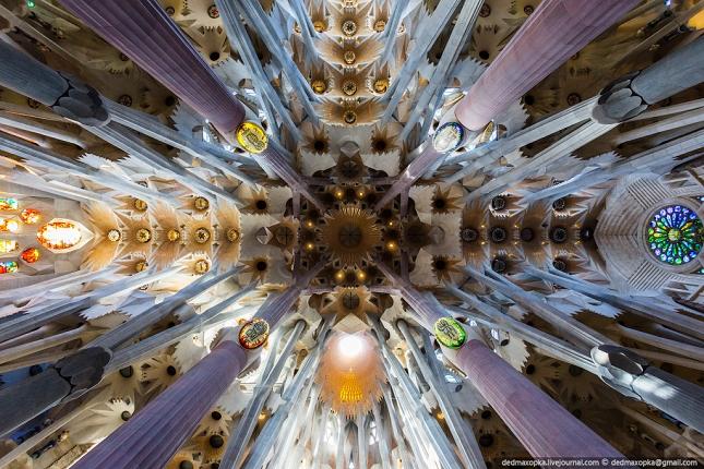 Barcelone (Sagrada Familia) 2