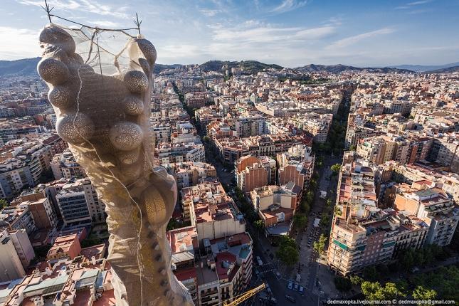 Barcelone (Sagrada Familia)