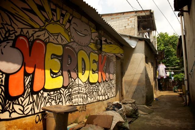 Graffitis Jakarta - SebToussaint 4