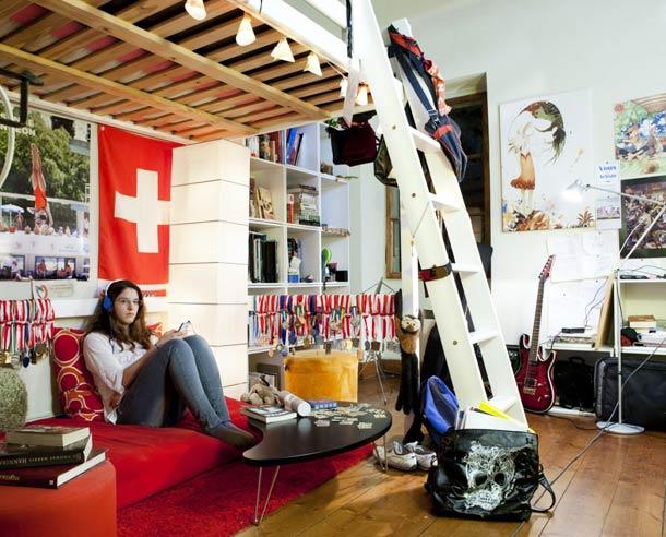Julie, 19 ans -Vevey Suisse